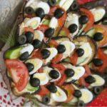 Закуска «Павлиний хвост» - рецепт с фото
