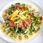 Рецепты салатов для дачи
