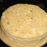 Нежный творожный торт «Семейный»
