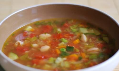 Рецепт овощного супа для беременных 47