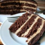 shokoladno kofejnyj tort na kefire