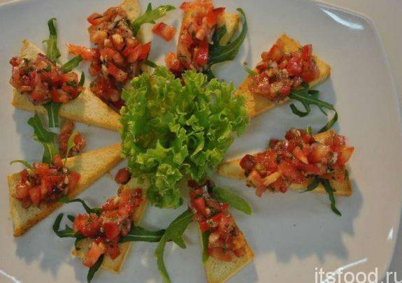 Закуска из овощей Китас