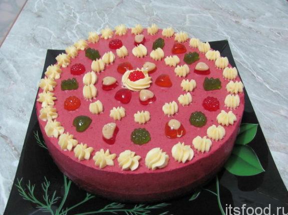 Торт «Весенняя фантазия»