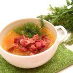 Томатный суп гаспачо по-славянски - рецепт с фото