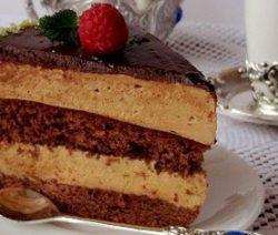 Торт «Кофейное очарование»