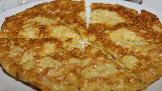 Картофельный пирог в духовке - рецепт с фото