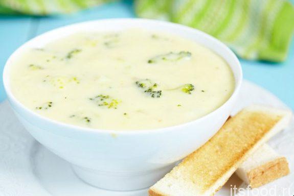 Холодный кабачковый суп