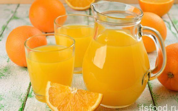 Апельсин поможет от инфаркта