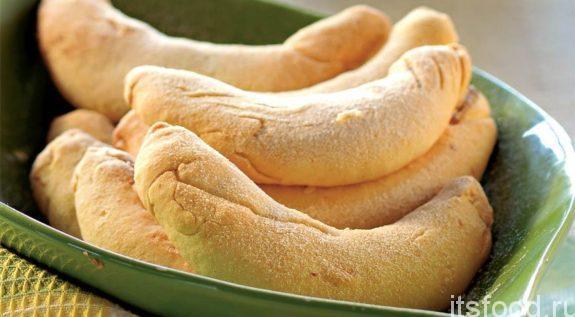 Печенье творожное на скорую руку - рецепт с фото
