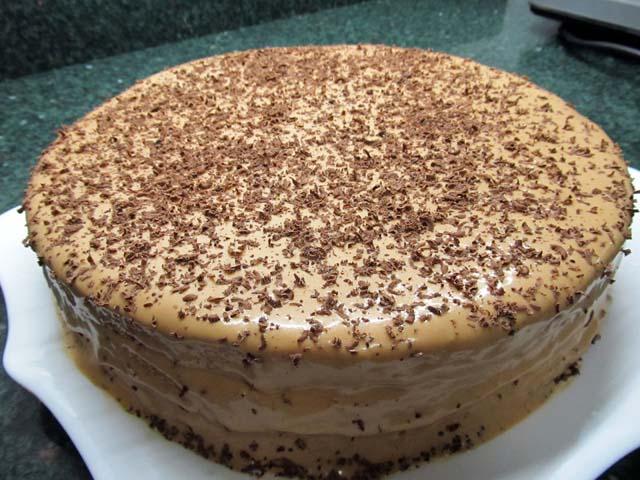 Рецепт торта из готовых бисквитных коржей пошагово с фото