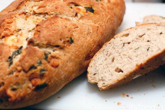 Как испечь хлеб дома в духовке