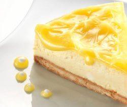 Лимонный чизкейк: рецепт с фото