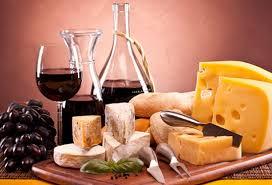 Сыр и вино – созданы друг для друга