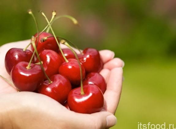 Черешня – древняя ягода