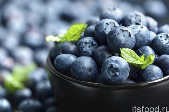 Черника – ягода здоровья