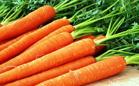 Что такое морковь?