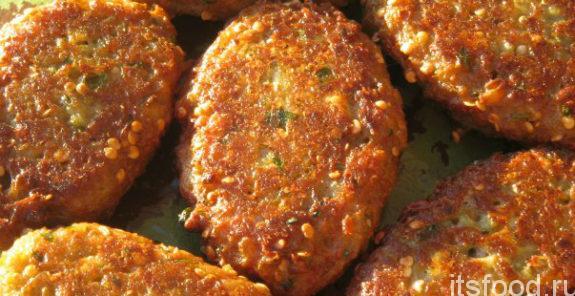 Мясные котлеты в духовке - рецепт с фото