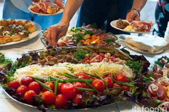 Гастрономический фестиваль в Тюмени