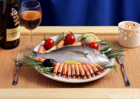 Готовим рыбу правильно