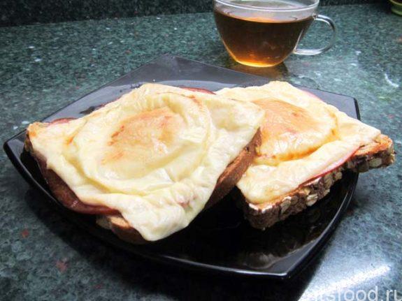 Гавайские бутерброды