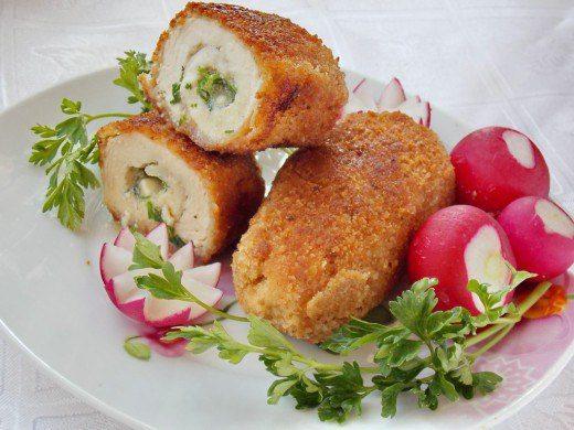 Котлеты по-киевски: классический рецепт с фото