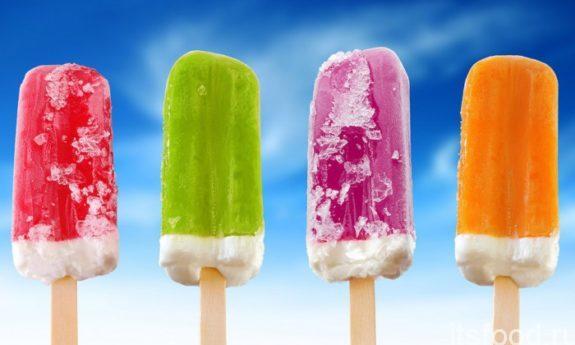 Мороженое – летнее лакомство
