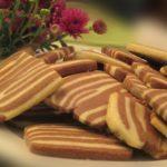 Домашнее печенье «Зебра» - рецепт с фото