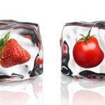 Как замораживать фрукты и ягоды