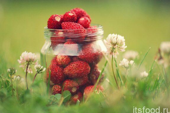 Клубника – летнее лакомство