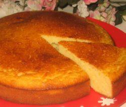 Манник на кефире - пошаговый рецепт с фото