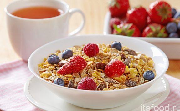Мюсли – идеальный завтрак