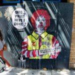 Мировой арт-протест Макдональдсу