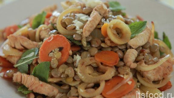 salat iz indejki s chechevicej i myatoj jpeg