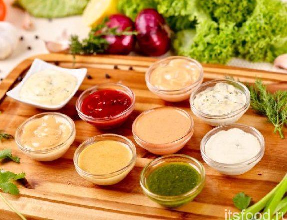 Соус – основа французской кухни