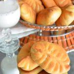 Пирожки с цукини