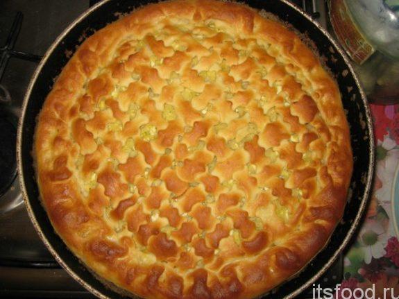 Пирог «Дары осени»