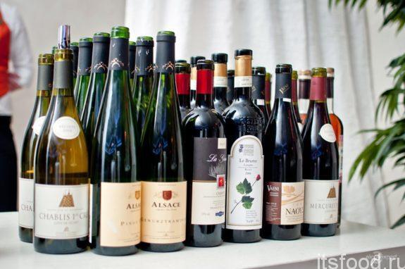 Италия выбрала лучшие вина