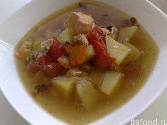 Как варить рыбный суп - пошаговый рецепт