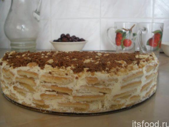 Магистерский тортик