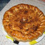 Курник классический - пошаговый рецепт с фото