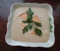 Грибной крем-суп: рецепт