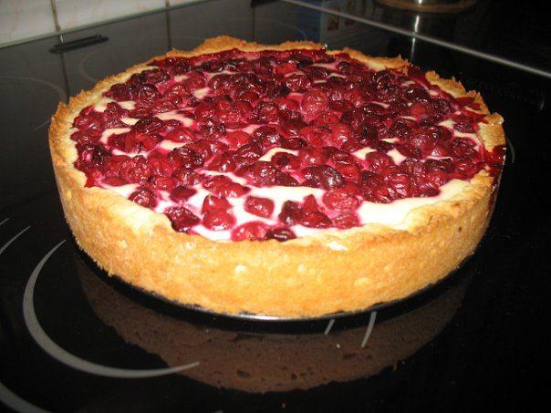 Тирольский пирог с ягодами рецепт с пошагово