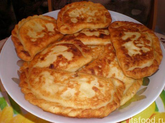 Картофельные пироги