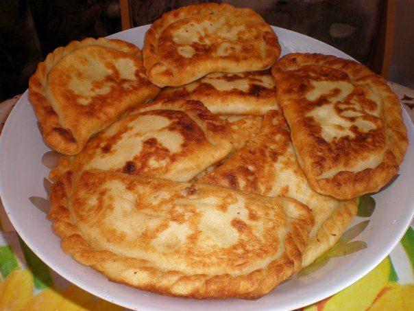 Картофельные пирожки рецепт с фото