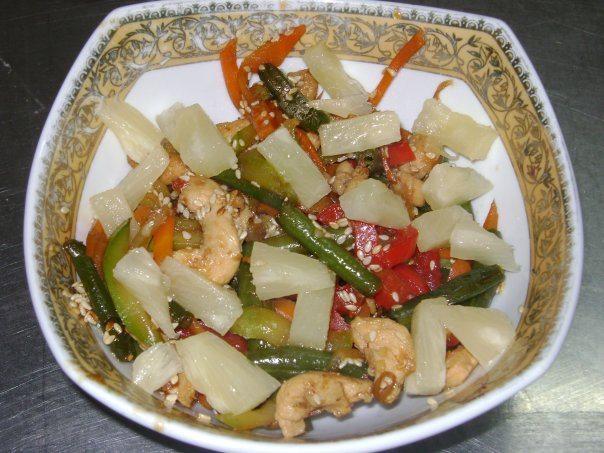 салат восточный классический рецепт с фото
