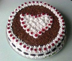 Торт «Медовый бисквит» со сметанным кремом - пошаговый рецепт с фото