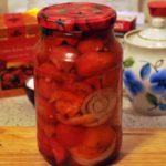 Рецепт лечо из помидор и перца