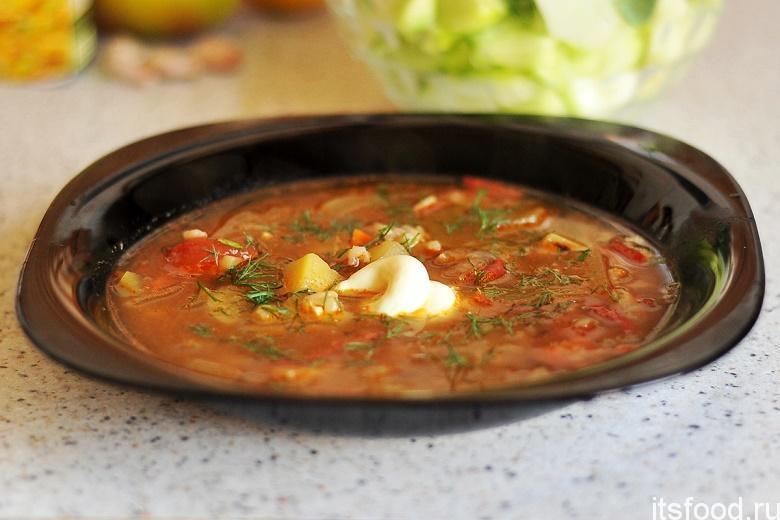 Молочный суп с вермишелью — рецепт сладкого и овощного блюда.