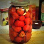 Засол помидоров на зиму