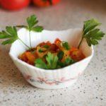 Овощное рагу – рецепт на зиму